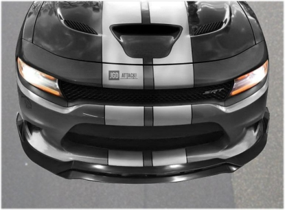 V3 Style Front Lip Splitter (CHARGER 15-20 SRT)