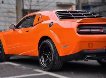 Demon Wide Body Fender Flares (CHALLENGER 15-21)