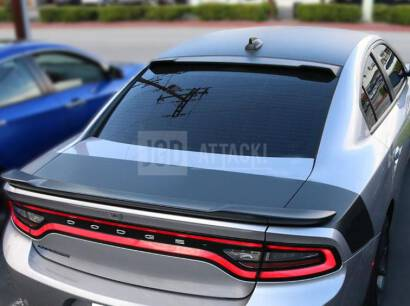 IK Style Roof Window Spoiler (CHARGER 11-20 All)