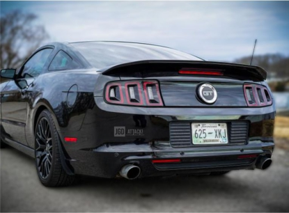 GT500 Style Trunk Spoiler (MUSTANG 10-14 all)