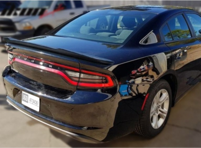 V2 Style Trunk Spoiler Wing (CHARGER 15-20 all)