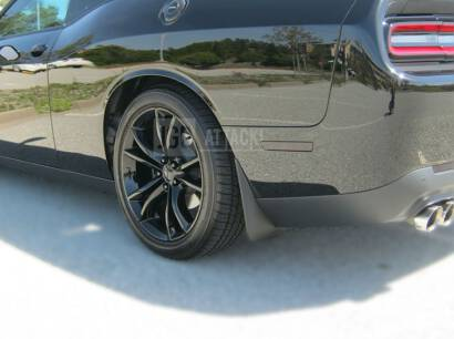 Mud Flaps Front and Rear - Set (CHALLENGER 15-21)