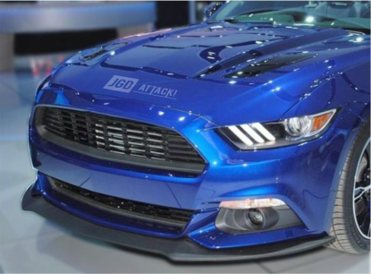 Upper and Lower Grille- California Special (MUSTANG 15-17 GT, V6, EcoBoost)