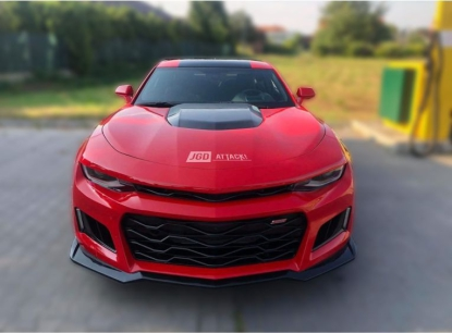 IKON 1:1 ZL1 Style Conversion Front Bumper (CAMARO 16-18 LT/RS/SS)