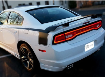 SRT8 RT Style Trunk Spoiler (CHARGER 11-20 all)