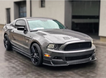 RTR Style Chin Spoiler (MUSTANG 13-14 GT, V6)