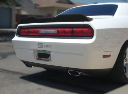 R/T Scat Pack Matte Black Trunk Spoiler (CHALLENGER 08-21 all)