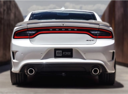 Rear Bumper - SRT  (CHARGER 15-20)