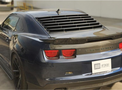 Rear Window Louvers (CAMARO 10-15 all)