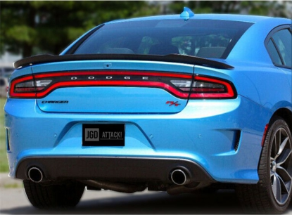 SRT8 HELLCAT Style Trunk Spoiler (CHARGER 15-20 all)