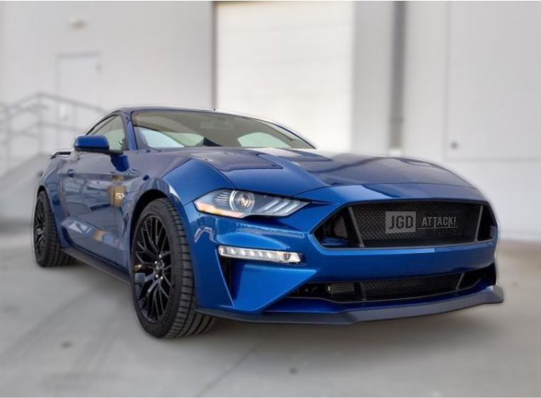 Dolny Grill Atrapa (MUSTANG 18-20 GT, EcoBoost)