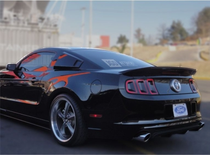 GT500 Style Trunk Spoiler Wing (MUSTANG 10-14 all)